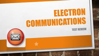 Electron Communications