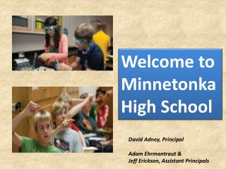 Welcome to Minnetonka High School