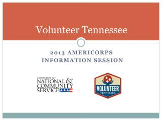 Volunteer Tennessee