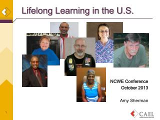 Lifelong Learning in the U.S.