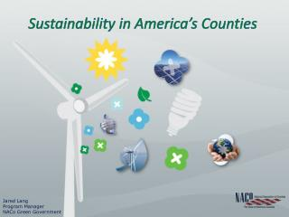 Sustainability in America's Counties
