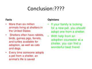 Conclusion:????