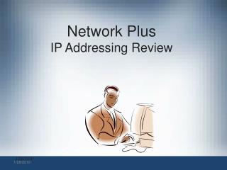 Network Plus IP Addressing Review
