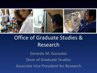 Office of Graduate Studies & Research