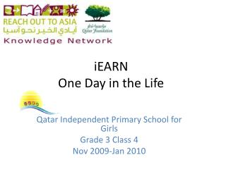 iEARN One Day in the Life