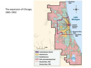 The expansion of Chicago, 1865-1902