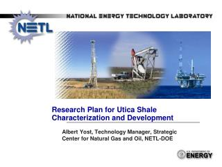 Research Plan for Utica Shale Characterization and Development