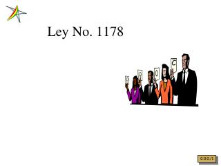 Ley No. 1178