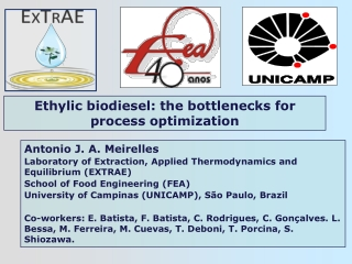 Liquid-Liquid Extraction of Glycerol from Biodiesel