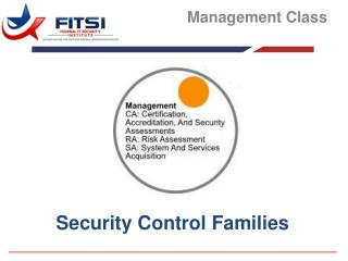 Security Control Families