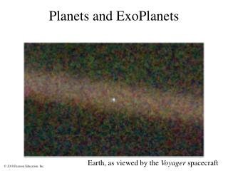 Planets and ExoPlanets