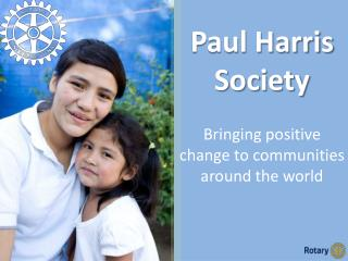 Paul Harris Society