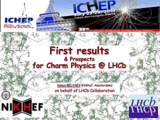 First results  & Prospects  for Charm Physics @  LHCb