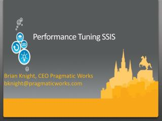 Performance Tuning SSIS