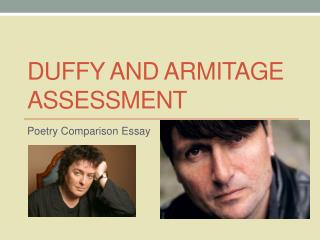 Duffy and  Armitage  assessment