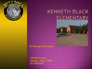 Kenneth Black Elementary