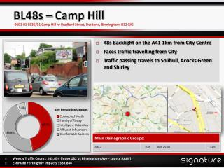 BL48s – Camp Hill