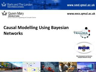 Causal Modelling Using Bayesian Networks