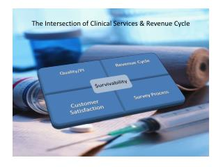 The Intersection of Clinical Services & Revenue Cycle