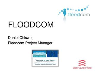 FLOODCOM Daniel Chiswell Floodcom  Project Manager