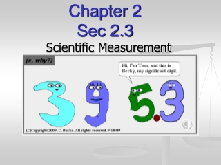 Measurements and Their Uncertainty 3.1