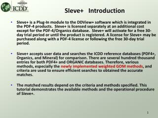 SIeve +   Introduction