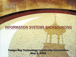Information Systems Backsourcing