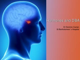 Hormones and DBA