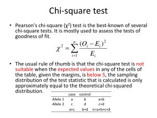 Ppt chi square test powerpoint presentation id3196686 download section watchthetrailerfo