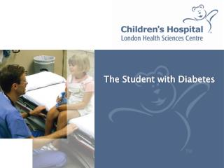 The Student with Diabetes