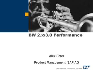 BW 2.x/3.0 Performance