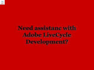 Adobe LiveCycle Development