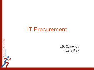 IT Procurement