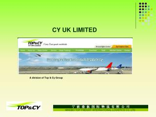 CY UK LIMITED