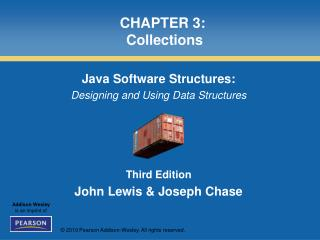 CHAPTER 3:  Collections