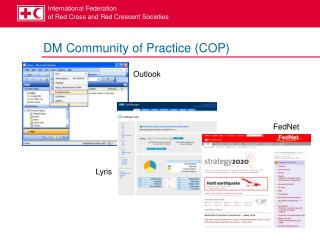 DM Community of Practice (COP)