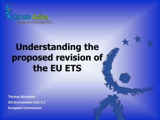Understanding the proposed revision of the EU ETS