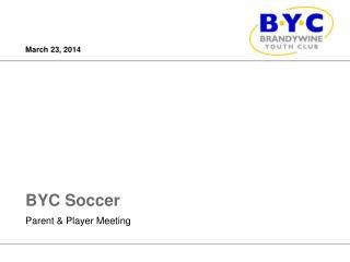 BYC Soccer
