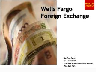 Wells Fargo Foreign Exchange