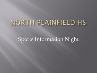North Plainfield HS