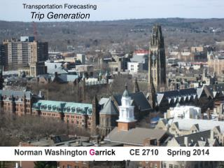 Norman Washington  G arrick CE 2710    Spring 2014    Lecture 07