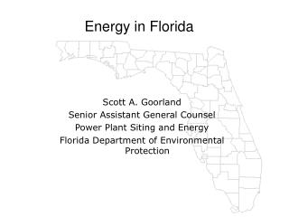 Energy in Florida