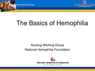 The Basics of Hemophilia