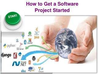 How to Get a Software Project Started