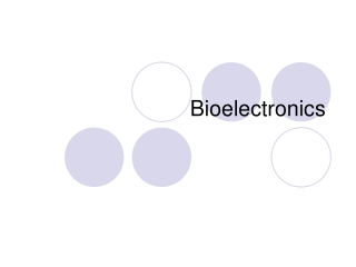 ELECTROCHEMICAL DNA BIOSENORS
