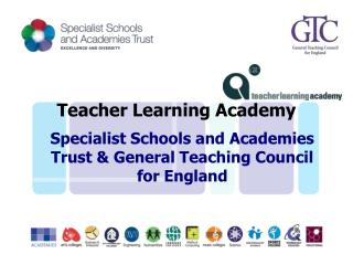 Teacher Learning Academy