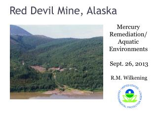 Red Devil Mine, Alaska