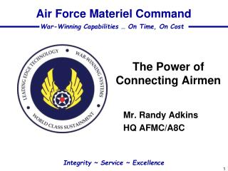 The Power of Connecting Airmen