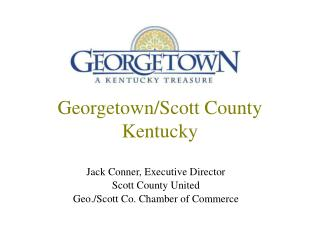 Georgetown/Scott County Kentucky