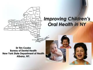 Improving Children's Oral Health in NY
